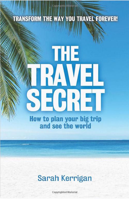 The Travel Secret - cover